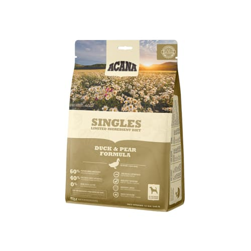 Acana - Duck & Pear Singles Formula Grain-Free Dry Dog Food