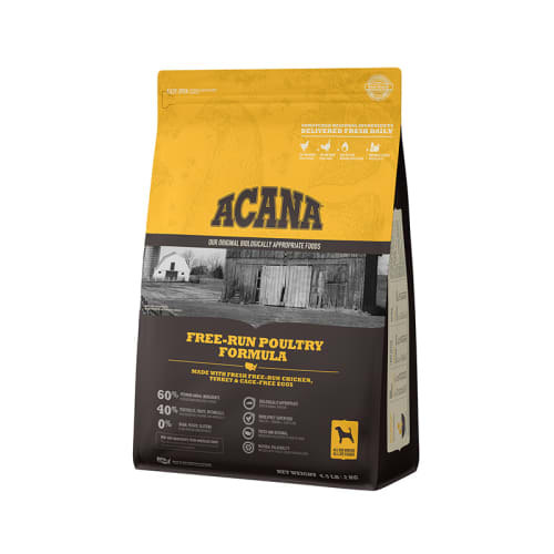 Acana - Heritage Free-Run Poultry Formula Grain-Free Dry Dog Food