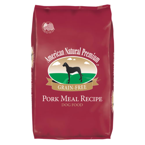 American Natural Premium - Grain-Free Pork Meal Recipe Dry Dog Food