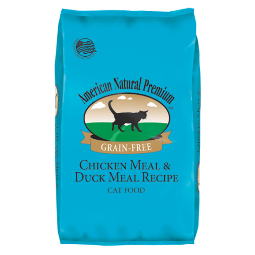 American Natural Premium - Grain-Free Chicken Meal & Duck Meal Recipe Dry Cat Food