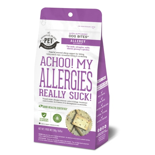Granville Island Pet Treatery - Allergy Refief Dog Treats