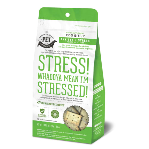 Granville Island Pet Treatery - Stess & Anxiety Reducing Dog Treats