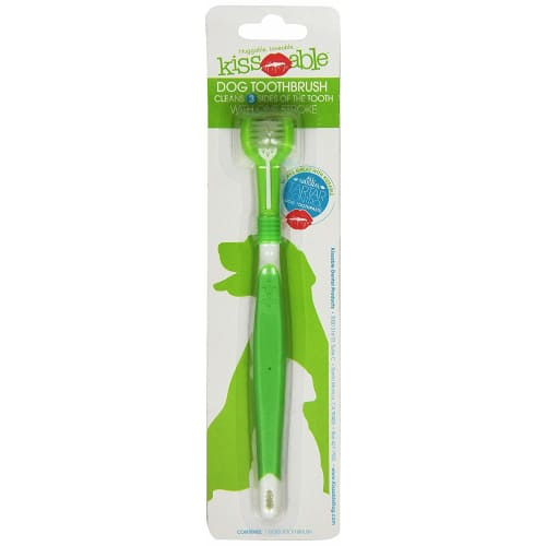Kissable - Tartar Control Toothbrush For Dogs