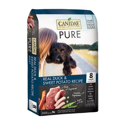 Canidae - PURE Sky Limited Ingredient Duck Formula Grain-Free Dry Dog Food