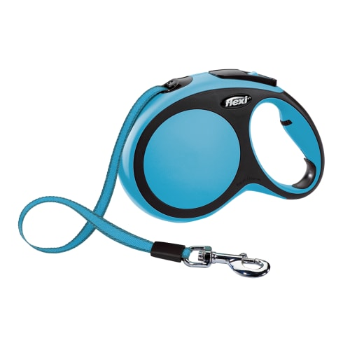Flexi - Retractable Comfort Lead Blue