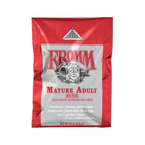 Fromm - Classic Mature Adult Dry Dog Food