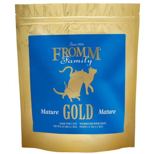 Fromm - Gold Mature Adult Dry Cat Food