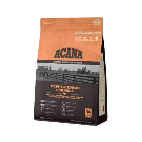 Acana - Heritage Puppy & Junior Formula Grain-Free Dry Dog Food
