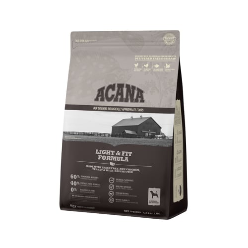 Acana - Heritage Light & Fit Formula Grain-Free Dry Dog Food