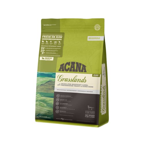 Acana - Grasslands Formula Grain-Free Dry Cat Food