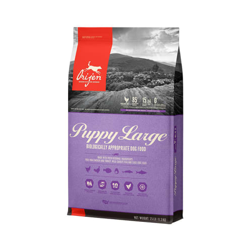 Orijen - Puppy Large Breed Grain-Free Dry Dog Food