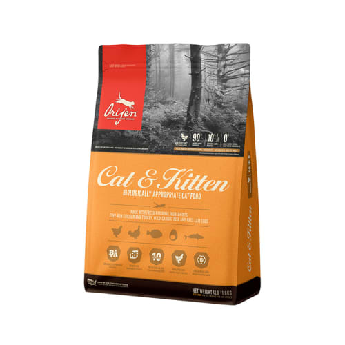 Orijen - Cat & Kitten Grain-Free Dry Cat Food