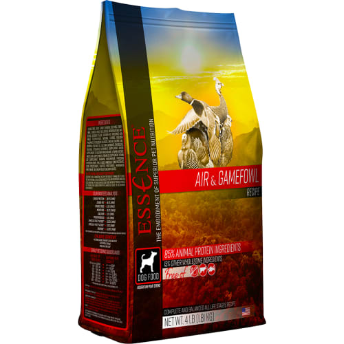 Essence - Air & Gamefowl Grain-Free Dry Dog Food