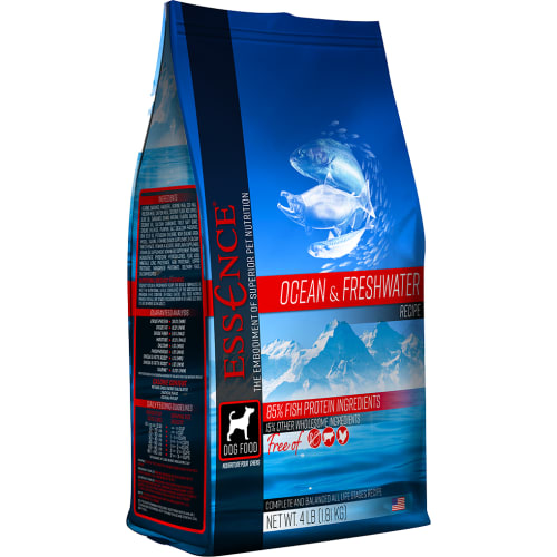 Essence - Ocean & Freshwater Grain-Free Dry Dog Food