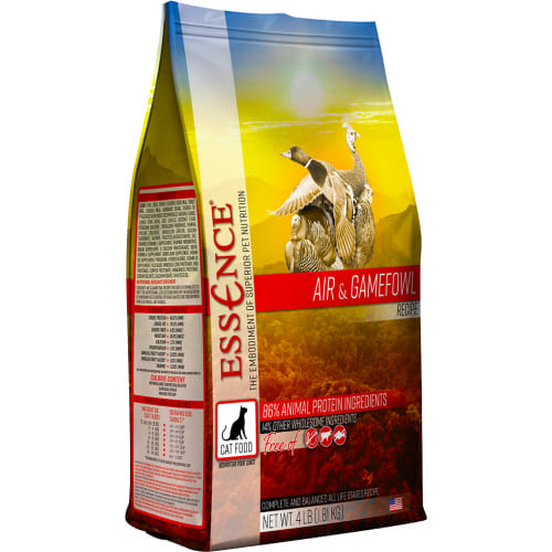 Essence - Air & Gamefowl Grain-Free Dry Cat Food
