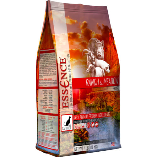Essence - Ranch & Meadow Grain-Free Dry Cat Food