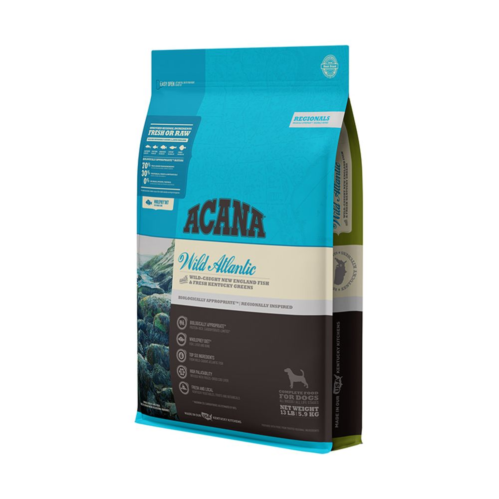 Acana - Wild Atlantic Grain-Free Dry Dog Food