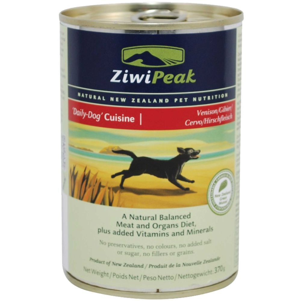 Ziwi Peak - Daily Dog Cuisine Venison Recipe Canned Dog Food, 13.75oz