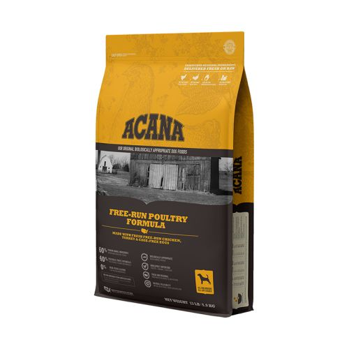 Acana - Free-Run Poultry Formula Grain-Free Dry Dog Food