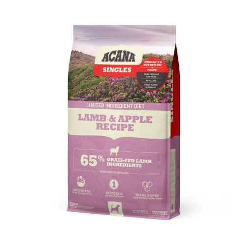 Acana - Lamb & Apple Singles Formula Grain-Free Dry Dog Food