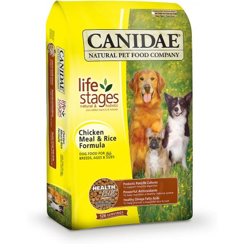 Canidae - All Life Stages Chicken Meal & Rice Formula Dry Dog Food