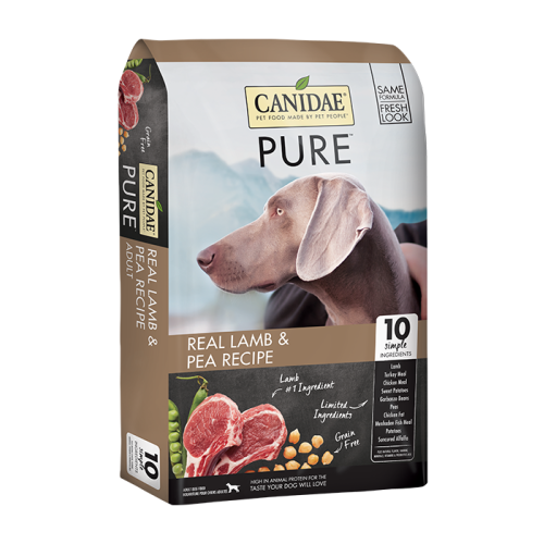 Canidae - PURE Elements Limited Ingredient Lamb Formula Grain-Free Dry Dog Food
