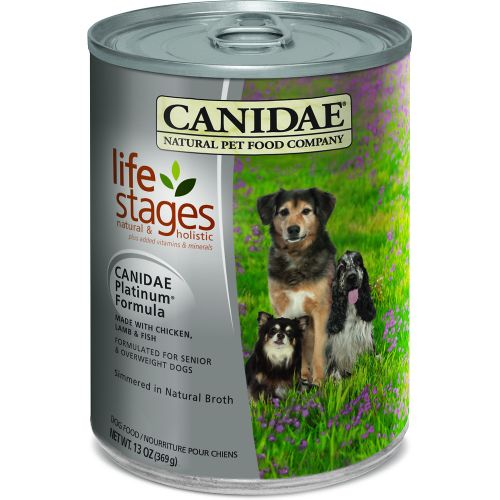 Canidae - All Life Stages Less Active Senior Formula Canned Dog Food