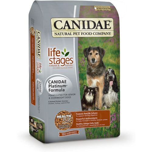 Canidae - All Life Stages Less Active Senior Formula Dry Dog Food