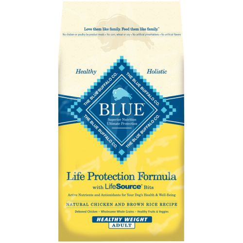 Blue Buffalo - Life Protection Formula Healthy Weight Chicken & Brown Rice Recipe Dry Dog Food