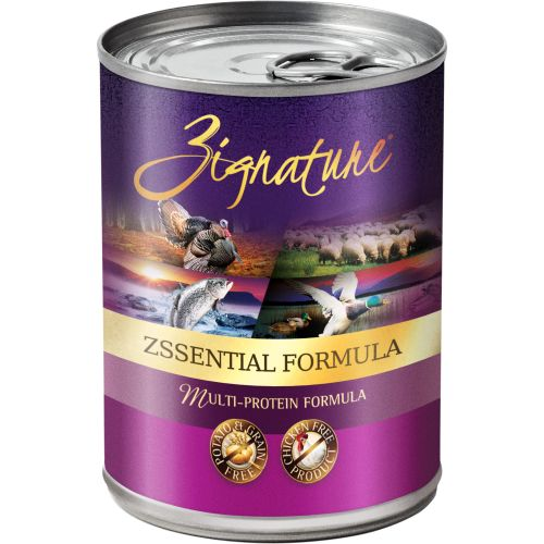 Zignature - Limited Ingredient Zssential Formula Grain-Free Canned Dog Food