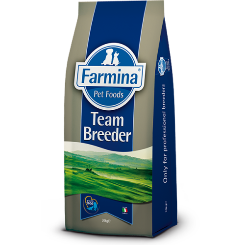 Farmina - Team Breeder Dry Dog Food, 44lb Bag