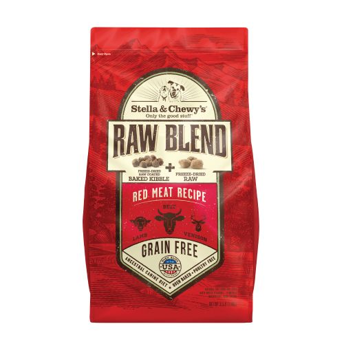 Stella & Chewy's - Raw Blend Red Meat Recipe