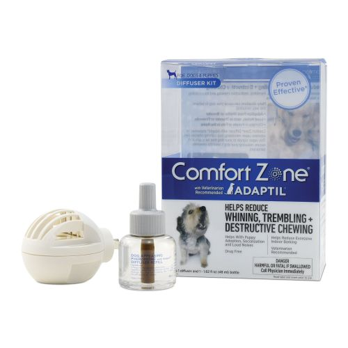Comfort Zone With Adaptil For Dogs Diffuser Kit