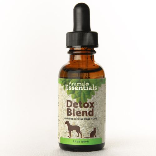 Animal Essentials - Apawthecary Detox Herbal Formaul For Dogs & Cats 1oz