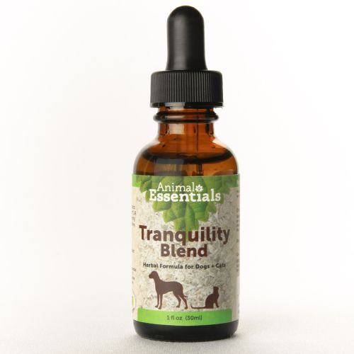 Animal Essentials - Apawthecary Tranquility Herbal Formaul For Dogs & Cats 1oz