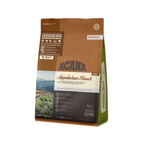 Acana - Regionals Appalachian Ranch Dry Cat Food, 4lbs
