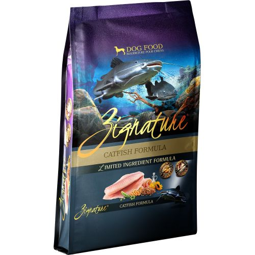 Zignature - Limited Ingredient Catfish Formula Grain-Free Dry Dog Food