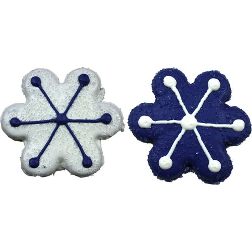 Preppy Puppy - Snowflake Cookie Assorted Colors