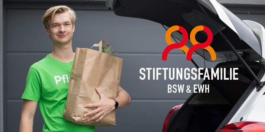 Pflegix startet Zusammenarbeit mit der Stiftungsfamilie BSW & EWH der Deutschen Bahn