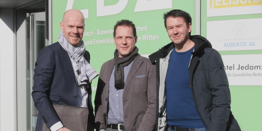 Pflegix erhält sechsstellige Finanzierung von Berliner Business Angel