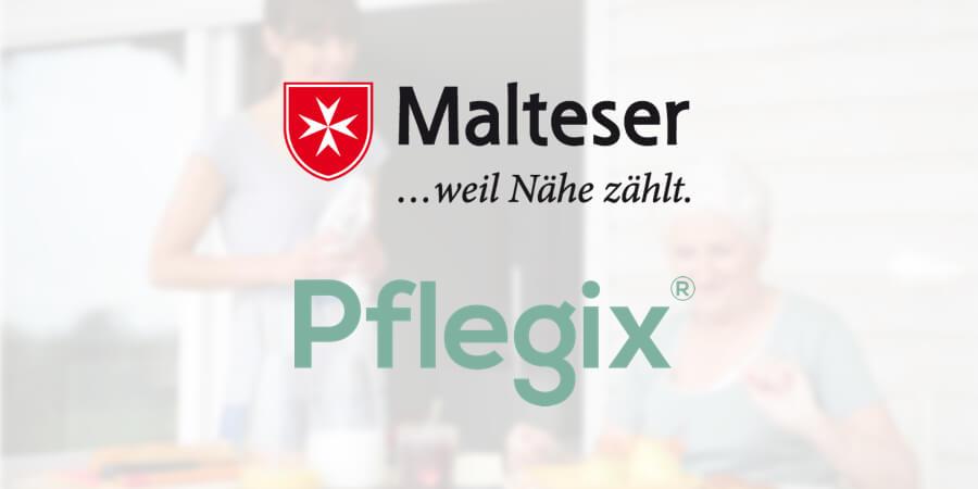 Pflegix und Malteser Hilfsdienst schließen Partnerschaft