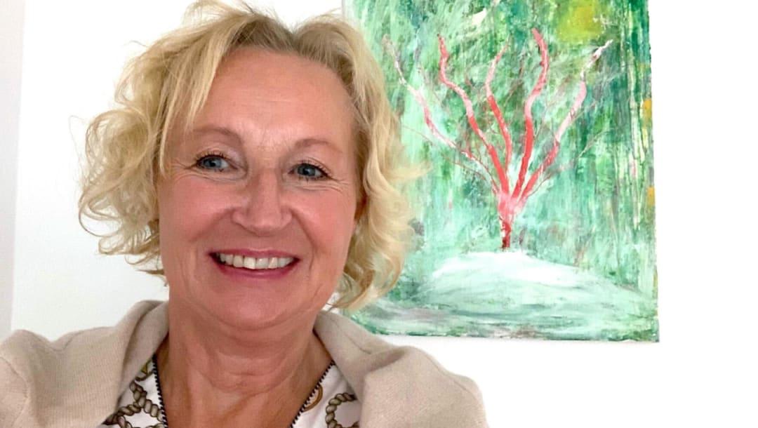 Sturz im Alltag: Helga Lombard ist zu Hause gestürzt und hat bei Pflegix Hilfe gefunden