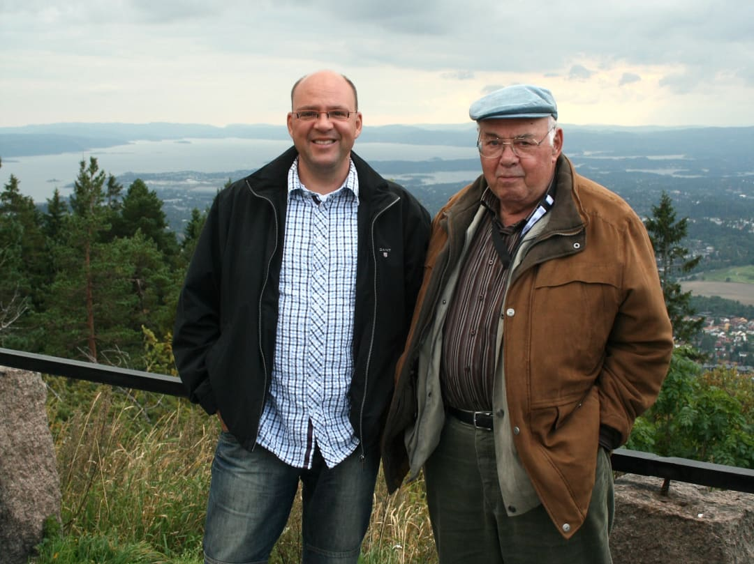 """""""Es ist eine perfekte Sache"""": Bochumer findet Alltagshelfer für seinen 90-jährigen Vater"""