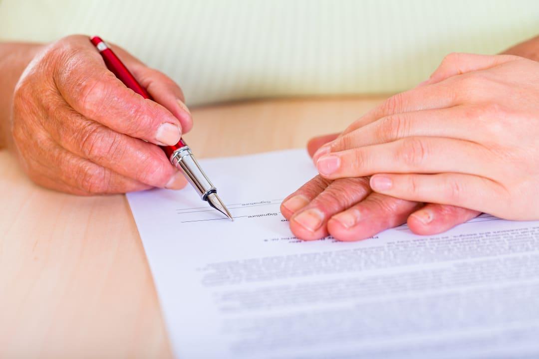 Patientenverfügung: Definition, Form und Inhalt!