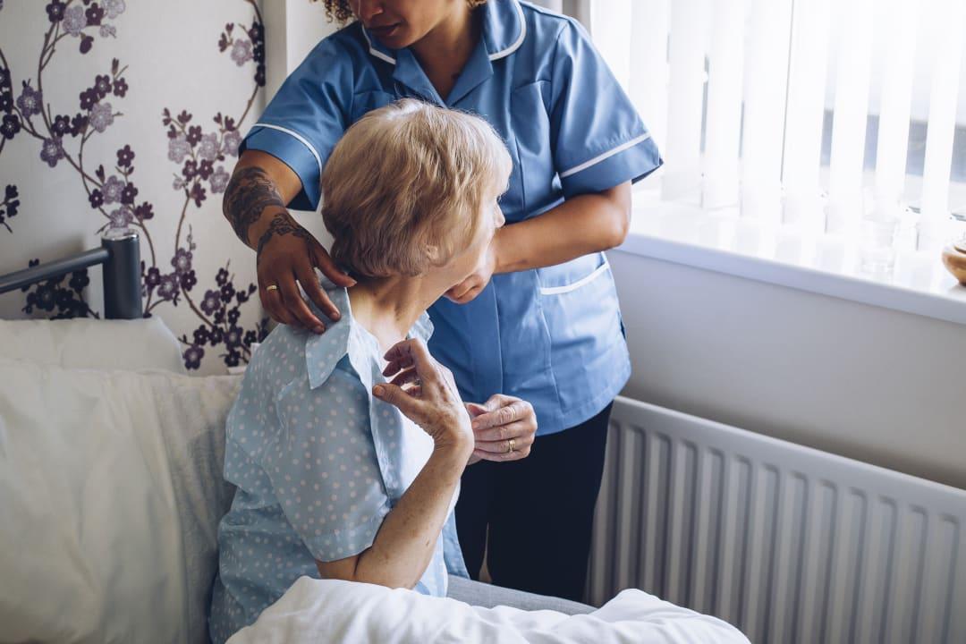 Entlastung für Angehörige: Unterstützung im Alltag mit pflegebedürftigen Menschen