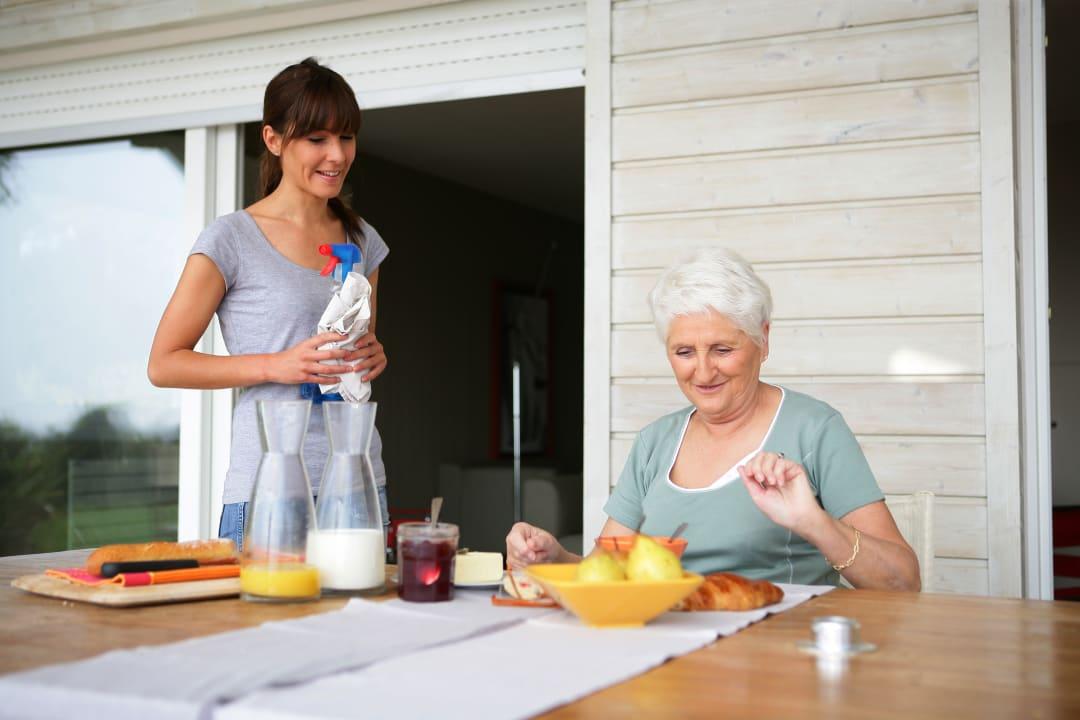 Nachbarschaftshilfe, die ankommt - nicht nur in Corona-Zeiten
