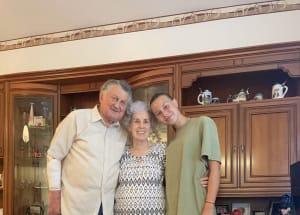 Stiftungsfamilie & Pflegix: Unterstützung im Haushalt wird für Familie Schmidt aus Berlin möglich