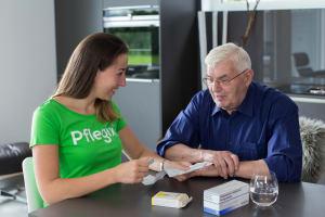 Flexible Alltagshelfer ermöglichen Unterstützung und Pflege im gewohnten Umfeld