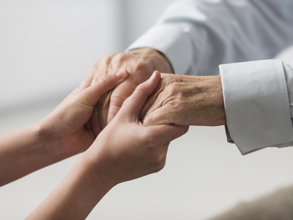Altenpflege von Senioren zu Hause