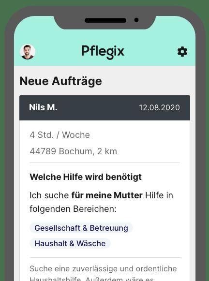 pflegix-app-helfer-profil-auftraege